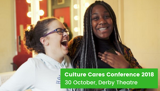 Culture Cares Conferences 2018