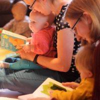 Bluecoat - Baby Book Club cr. Brian Roberts