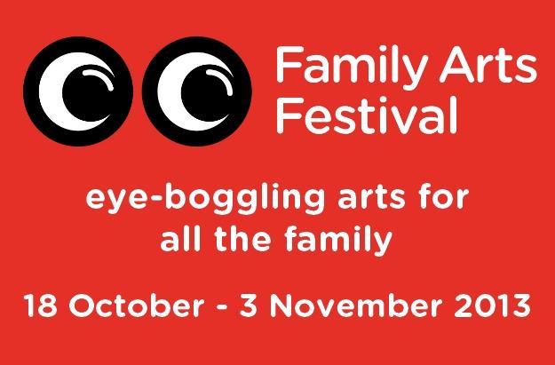 Family Arts Festival 2013